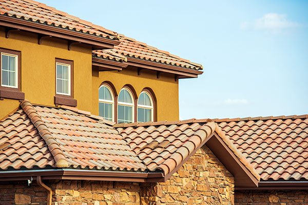 We Install All Types Of Roof Tiles For Your Home: Flat Tiles, Spanish S  Tiles, Double Roll Tiles, Barrel Tiles And Clay Tiles.