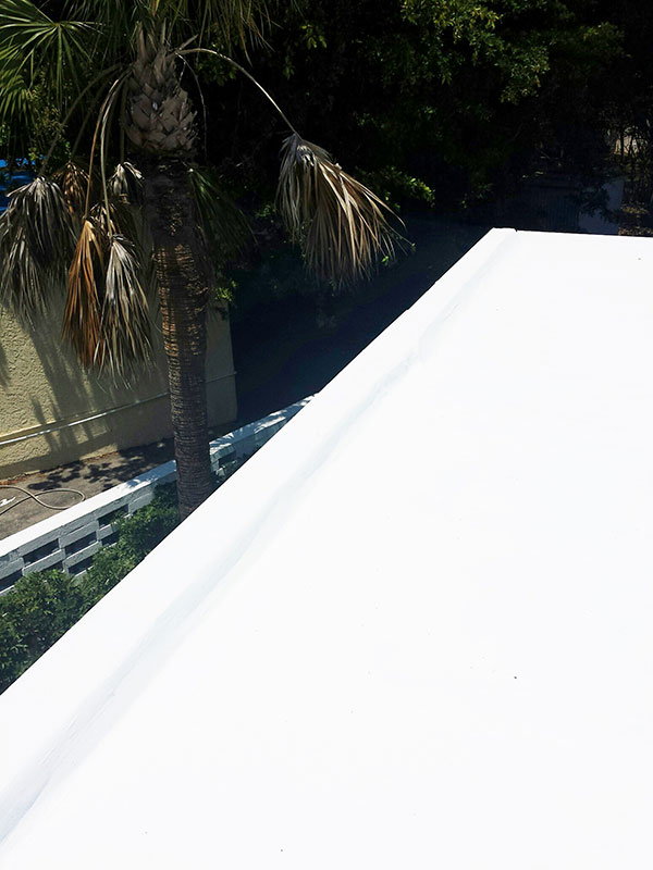 Waterproof Roofing Systems For Commercial Flat And Metal Roofs